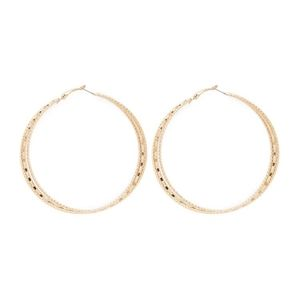 Layered Band Hoops